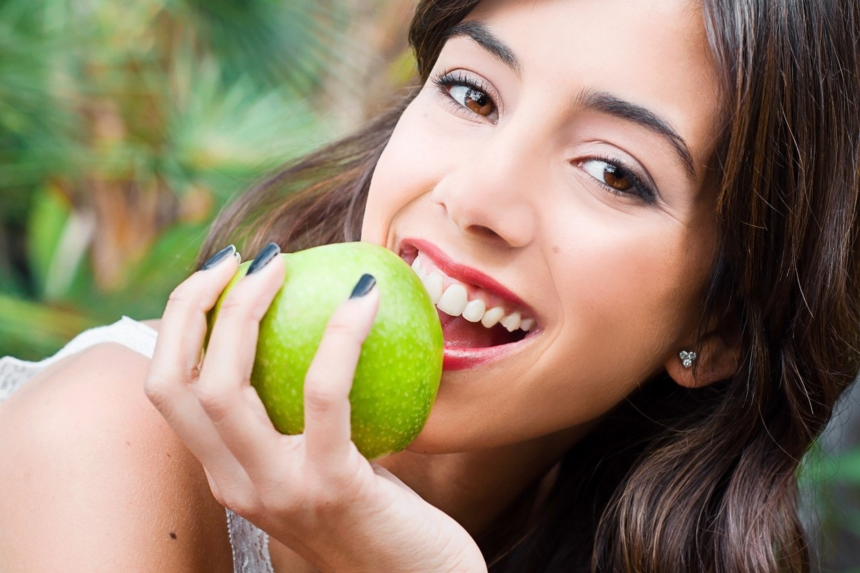 Foods That Can Whiten Teeth