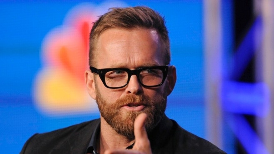 "Trainer Bob Harper takes part in a panel discussion of NBC Universal's show ""The Biggest Loser"" during the 2013 Winter Press Tour for the Television Critics Association in Pasadena, California January 6, 2013."