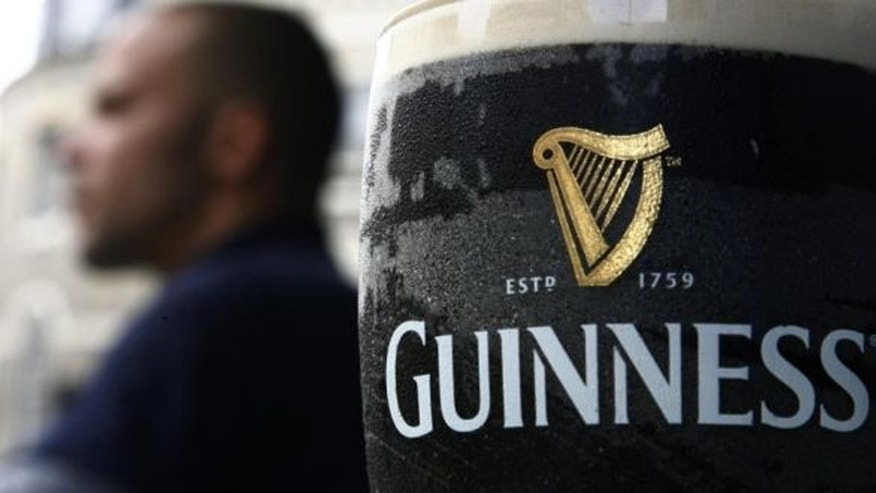 Sipping a stout, like Guinness, may promote heart health.