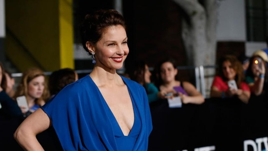 Ashley Judd called out sexism at airport security in recent Facebook Live video.