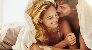 couple in bed istock