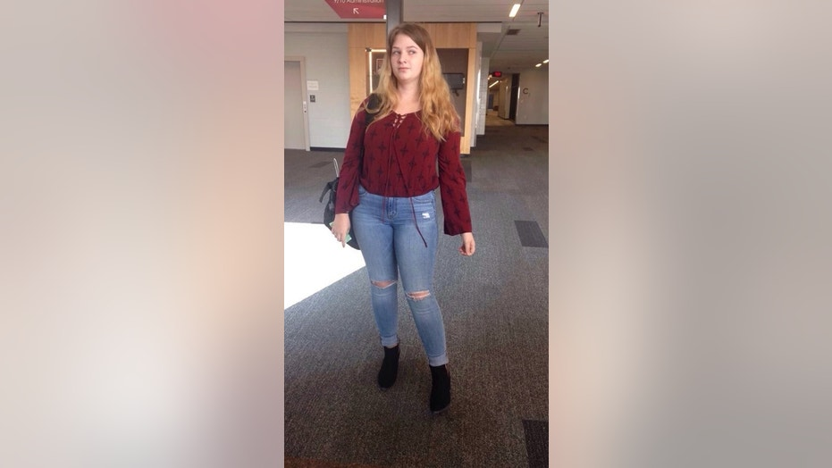 "Kelsey Anderson was given a dress code violation and labeled ""busty"" and ""plus-sized"" by her teacher, her mom claims"