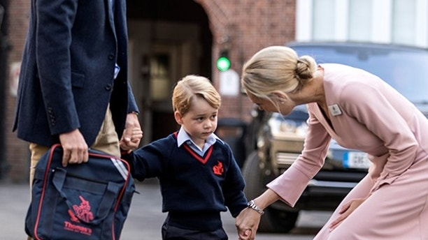 prince george teacher Prince George's $52 school shoes nearly sell out Prince George's $52 school shoes nearly sell out 1505320806676