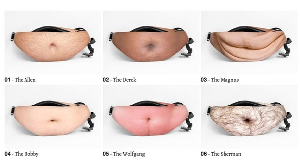 This 'Dad Bag' fanny pack will give you the dad bod of ...