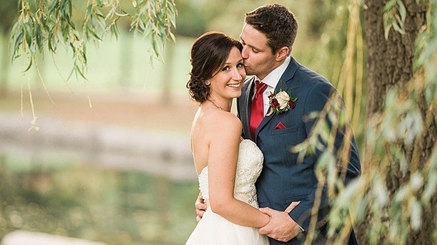 Brittany and Clayton Cook. Photo courtesy of Hatt Photography