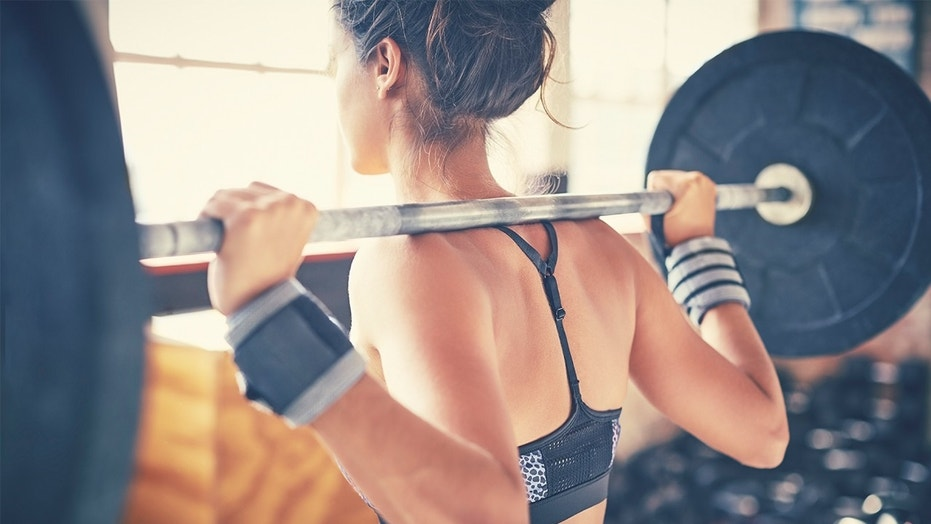 Some women who train hard at the gym have no time or interest in sex