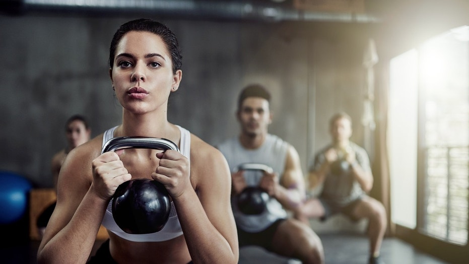 Fitness Company Slammed For 'inappropriate' Poster Explosions Critics As 'whiny Feminazis'