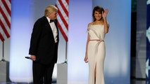 melania gown reuters 3