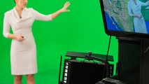 weather woman istock