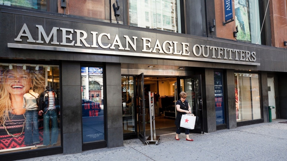 "American Eagle has apologized for the offensive merchandise that many have called ""slave wear."""