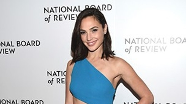 Gal Gadot attends the National Board of Review Awards Gala at Cipriani 42nd Street on Tuesday, Jan. 9, 2018, in New York. (Photo by Evan Agostini/Invision/AP)
