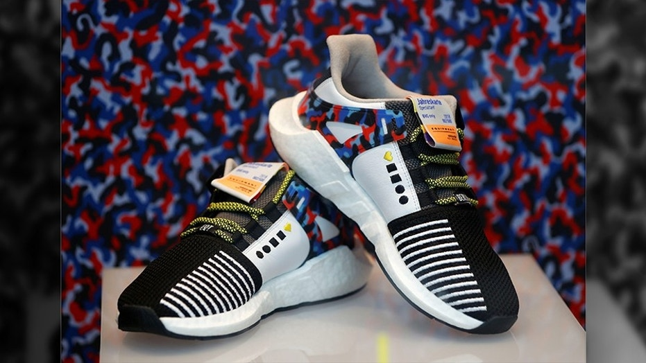 Adidas has unveiled a new limited-edition sneaker in Germany that comes with a year's worth of free travel on the Berlin subway.