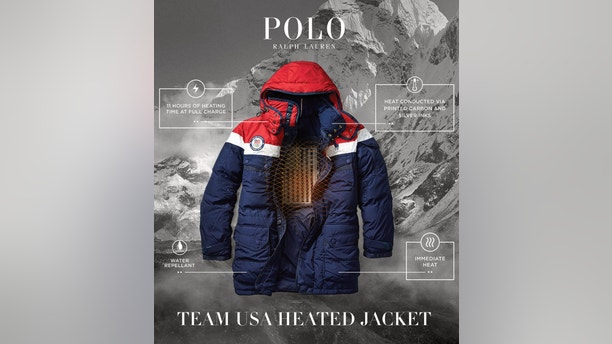 team usa jacket ralph lauren