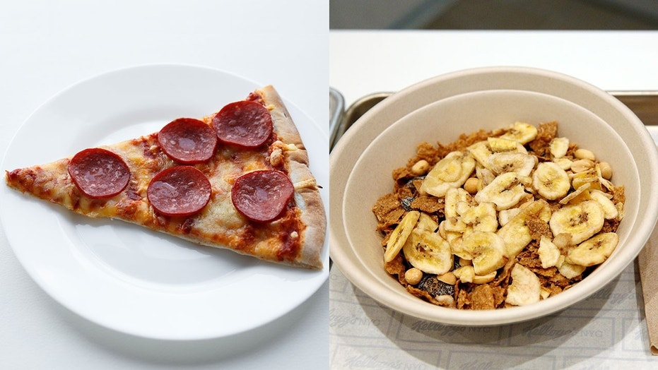 A dietitian recently claimed that pizza could be more nutritious than breakfast cereal, but another nutritionist says it's not always true.