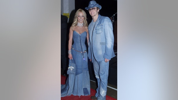 timberlake spears denim