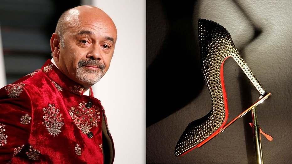Louboutin loses European Union  trademark in red sole court case