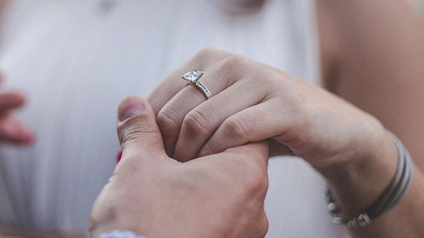 engagement ring istock