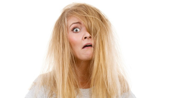 bad hair day istock