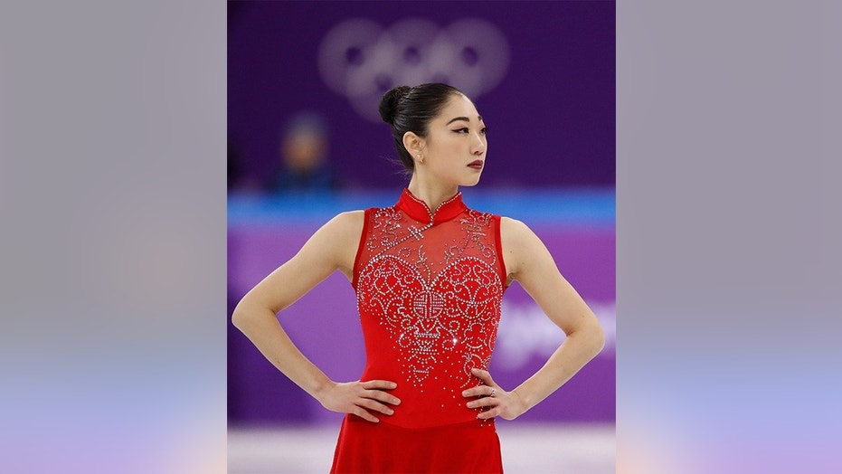 Designers says there's a whole lot of rules to what Olympians can wear on and off the ice.