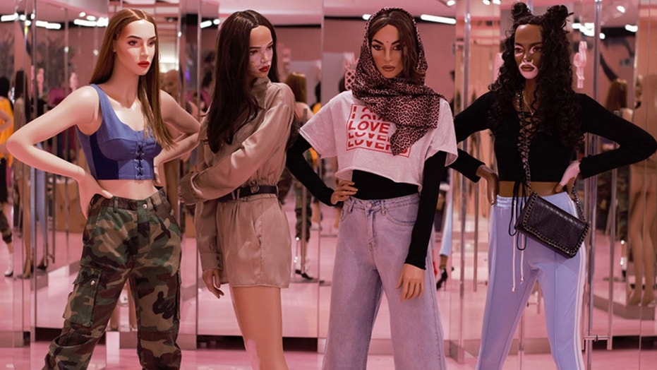The British fast fashion brand is winning applause for its inclusive mannequins.
