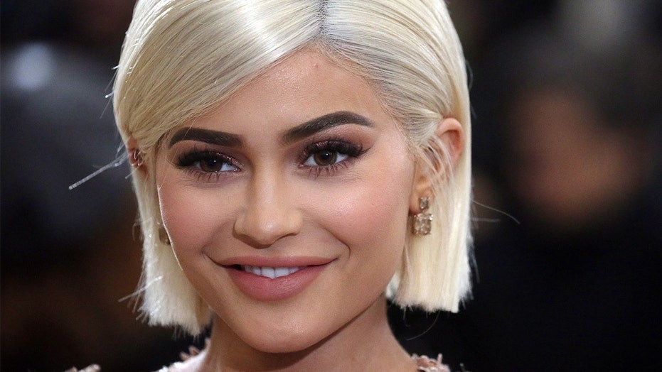 Kylie Jenner is being criticized for the names of her Kylie Cosmetics Pressed Blush Powders.