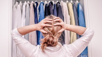 nothing to wear closet istock
