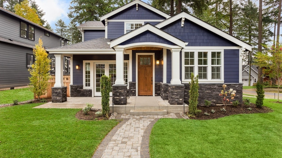 A study found that 53 percent of Americans have tried to compete with neighbors by doing outdoor home improvements.