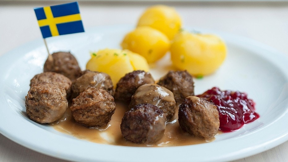The official Sweden.se account recently tweeted about the origin of Swedish meatballs.