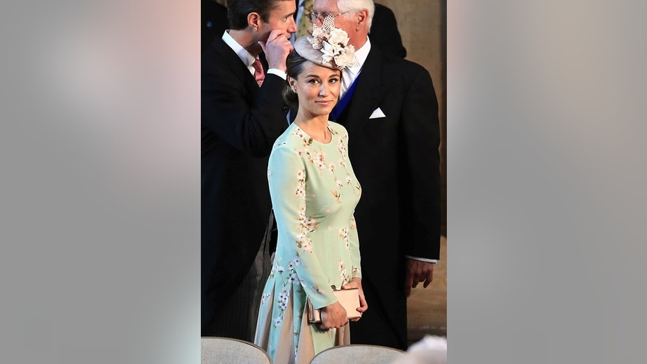 Though Pippa Middleton has chosen a conservative look for the May 19 celebrations, critics still have some hilarious thoughts.