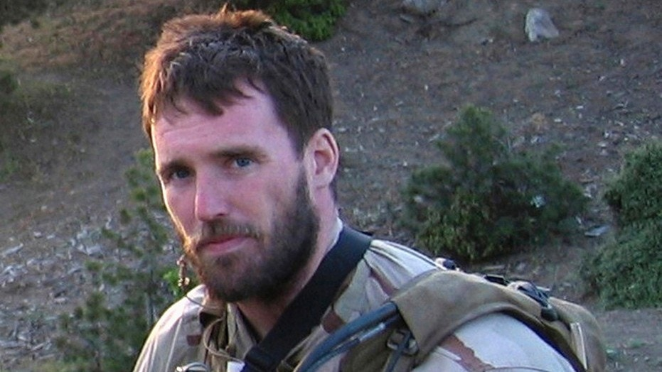 The Murph Challenge honors U.S. Navy SEAL Lt. Michael P. Murphy, seen here in an undated file photo.
