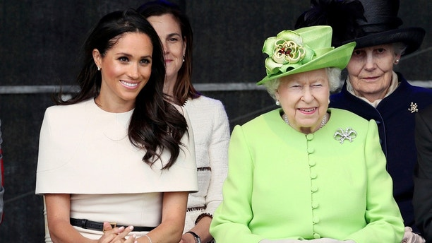 queen markle