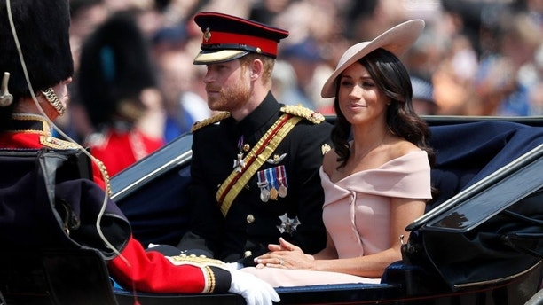 Meghan's father sorry to have missed wedding to Prince Harry