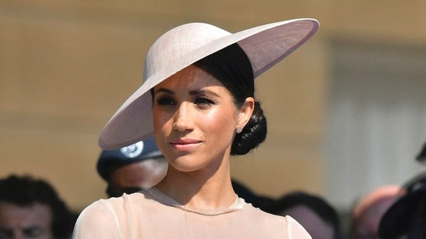 Meghan Markle and Prince Harry at Family Wedding