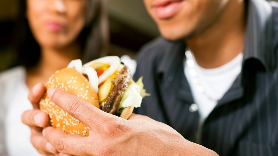 Nearly 25 percent of survey participants claim a partner veered them off their diet plan.
