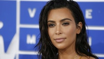 FILE PHOTO: Kim Kardashian arrives at the 2016 MTV Video Music Awards in New York, U.S., August 28, 2016.  REUTERS/Eduardo Munoz/File photo - S1AEUIXXZMAB
