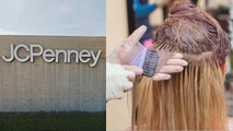 jc penney google bleach hair istock