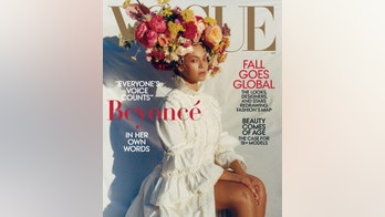 beyonce september issue vogue