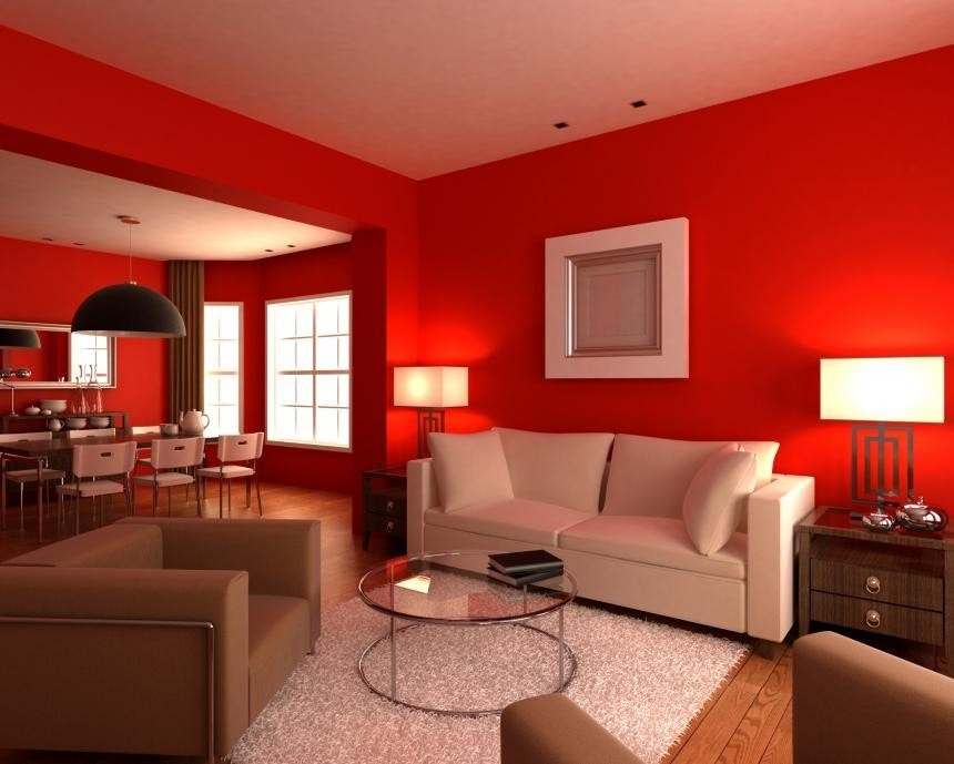 Feeling moody 10 room colors that might influence your emotions fox news - Decoracion salon colonial ...