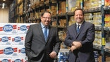 Brothers Bob (left) and Peter Unanue, the president and executive vice president of Goya Foods, the company their grandfather founded. (Photo: Courtesy Goya Foods)
