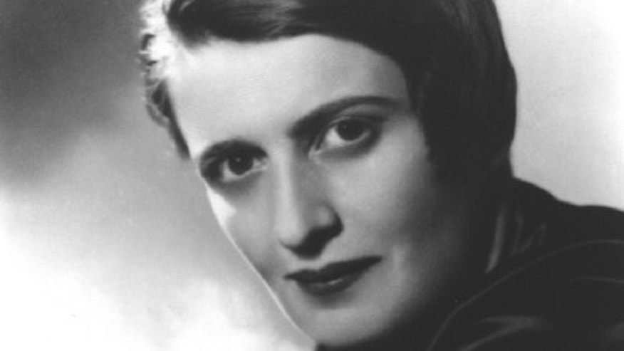 Author Ayn Rand