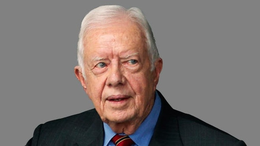 FILE: Former President Jimmy Carter