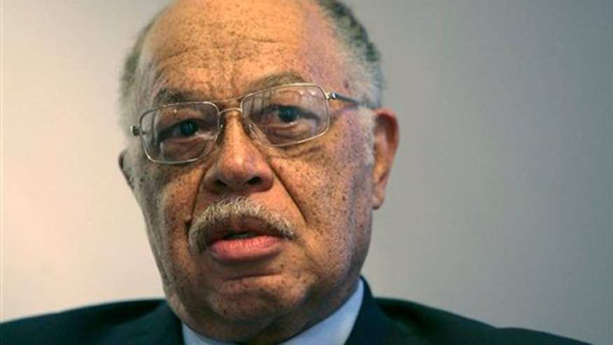 FILE - March 8, 2010: Dr. Kermit Gosnell is seen during an interview with the Philadelphia Daily News at his attorney's office in Philadelphia.