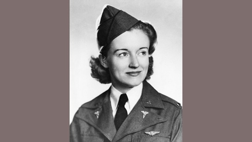 Second Lt. Ruth M. Gardiner died in an aircraft crash en route to evacuating patients in Alaska in July 1943, making her the first Army Air Forces flight nurse killed in a combat theater. She was one of 17 flight nurses who died during World War II and one of more than 500 military women who lost their lives.