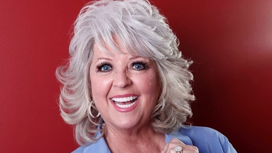 This Jan. 17, 2012 file photo shows celebrity chef Paula Deen posing for a portrait in New York.