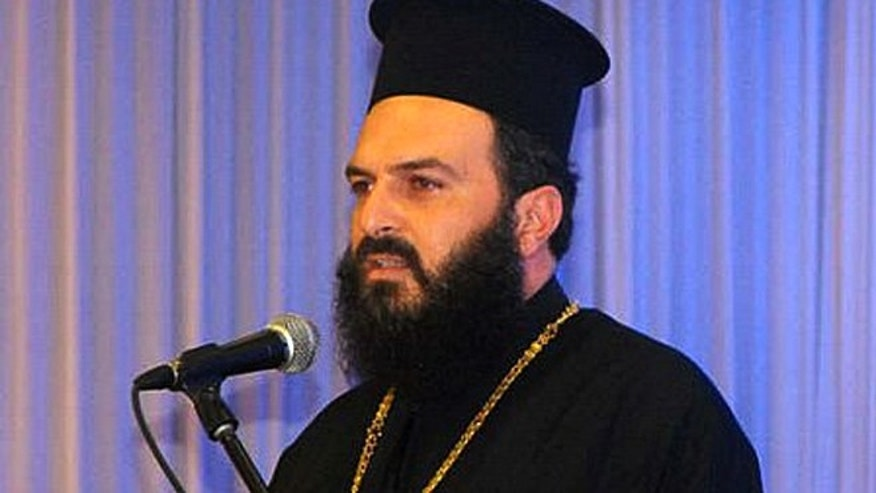Father Gabriel Naddaf