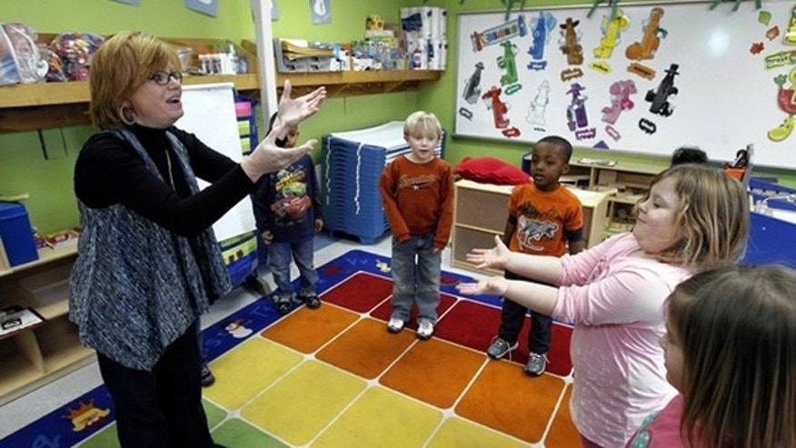 Proponents say Common Core will help establish national education standards, but critics believe it will mean the end of local control of education. (AP)