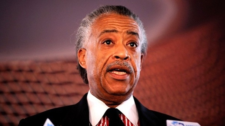 Mar. 11: Reverend Al Sharpton speaks in New York.