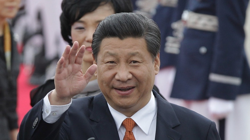 Chinese President Xi Jinping on July 3, 2014.