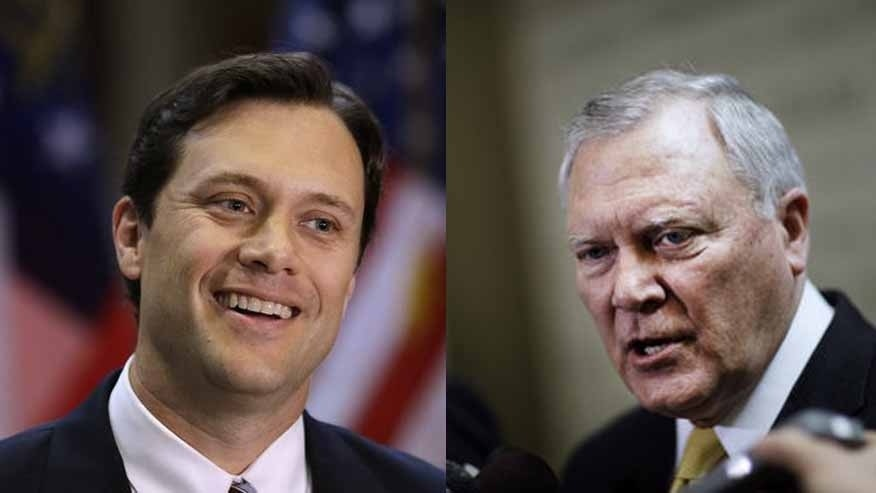 State Senator Jason Carter is attempting to defeat incumbent Governor Nathan Deal.