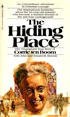 conflicts of the hiding place The hiding place the triumphant true story of corrie ten bloom carly roca p2 corrie ten boom corrie was born in 1892 she was born into a very religious family .